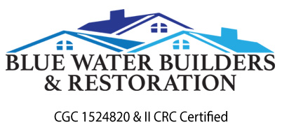 Bluewater Builders & Restoration, Inc.